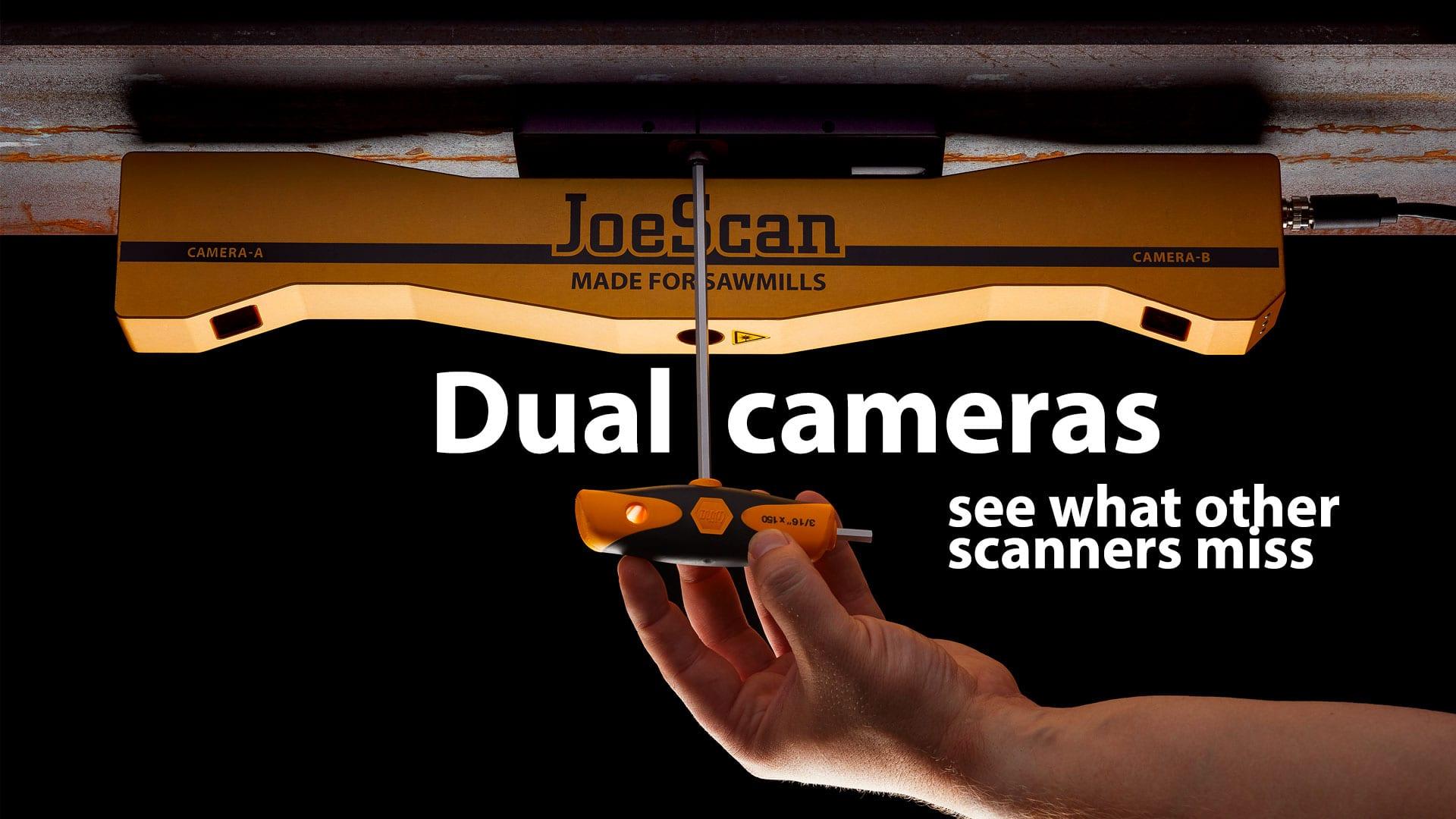 JS-50 WX Dual Cameras