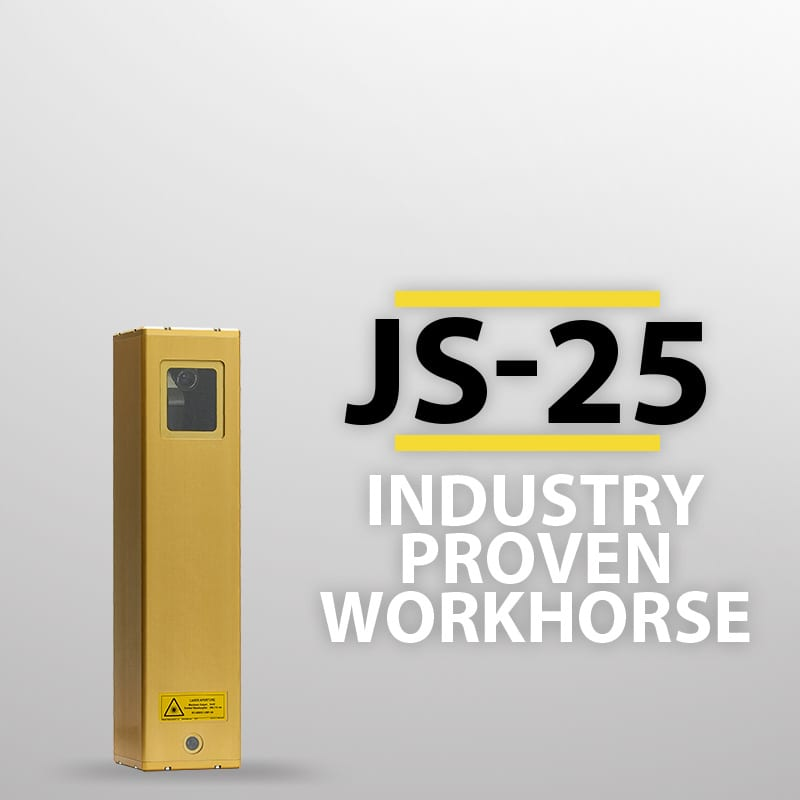 JS-25 family scanners