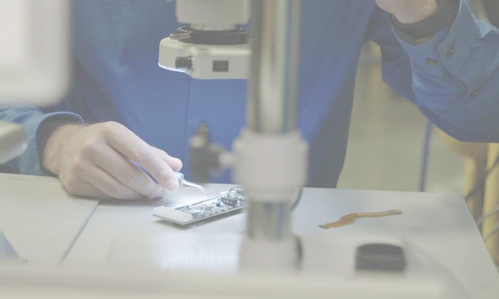 Examining PCBs